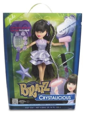"""BRATZ Игровой набор """"Блеск кристаллов, Джейд"""" 112174 - фото 4366"""