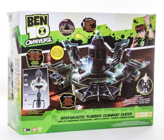 BEN10 Межгалактический командный центр 36245