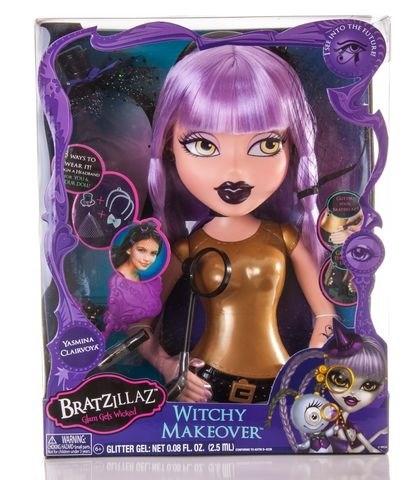 """BRATZILLAZ Кукла """"Преображение, Торс"""" 519560"""
