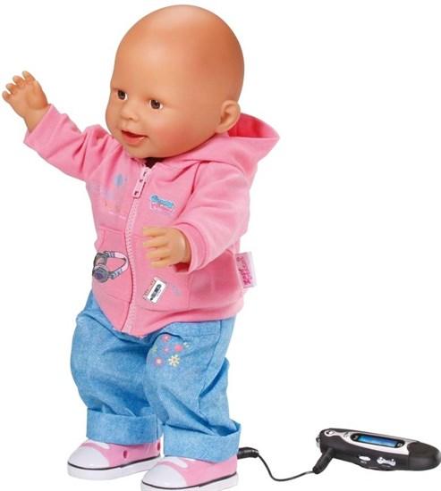 "ZAPF CREATION Кукла ""Танцующий Дэнни, 36 см."" 903-322"