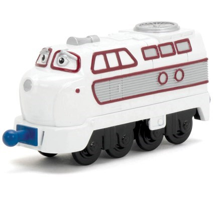 CHUGGINGTON Die-Cast, Паровозик Чезворт LC54012 - фото 5884