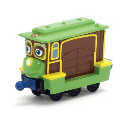 CHUGGINGTON Die-Cast, Паровозик Зефи LC54008