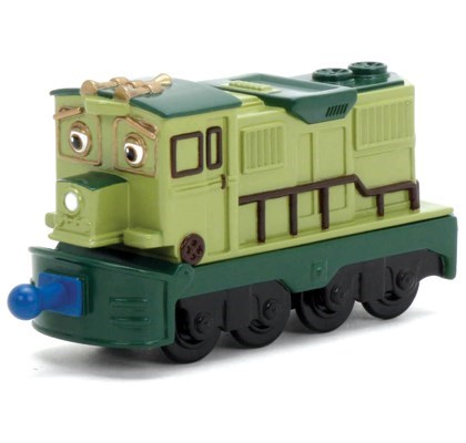 CHUGGINGTON Die-Cast, Паровозик Данбар LC54004