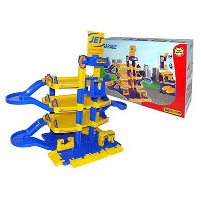 """ПОЛЕСЬЕ Паркинг """"ARAL-2"""" 4-уровневый (в коробке) 40213 - фото 6538"""
