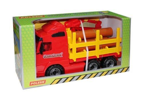 ПОЛЕСЬЕ Автомобиль-лесовоз (в коробке) 9531