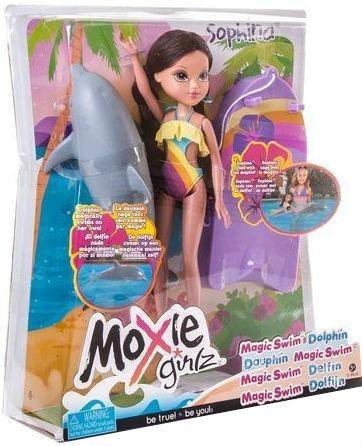 """MOXIE GIRLZ Кукла """"С плавающим дельфином, Софина"""" 503132 - фото 6674"""