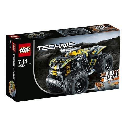 """LEGO Конструктор """"TECHNIC. Квадроцикл """" 42034 - фото 6861"""