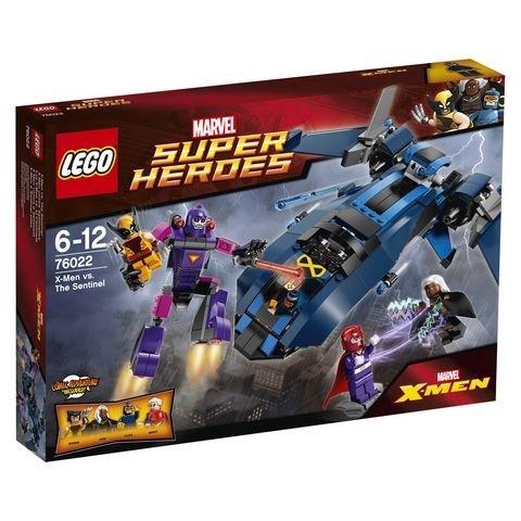 """LEGO Конструктор """"SUPER HEROES. Люди Икс™ против Стражей"""" 76022 - фото 6865"""
