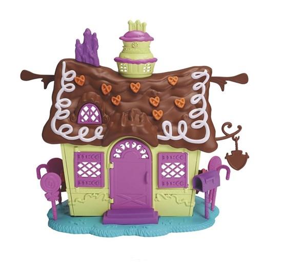 """HASBRO Игровой набор My Little Pony - """"Пряничный домик"""" A8203 - фото 7971"""