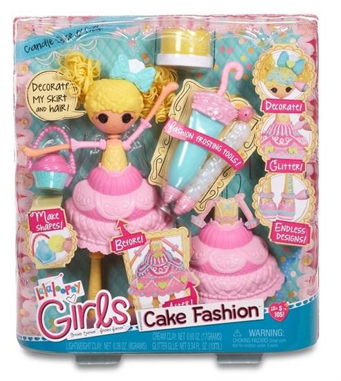 "LALALOOPSY GIRLS Кукла ""Сладкая фантазия"" - Мастика 536345"