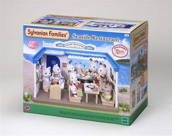 "SYLVANIAN FAMILIES Набор ""Морской ресторан"" 4190 - фото 8609"