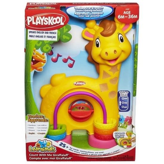 "HASBRO Обучающая игрушка ""Жирафик"" Playskool A3207"