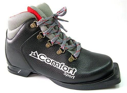 Ботинки лыжные 75 мм MARAX COMFORT SPORT М-330 (кожа-мех)