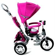Велосипед детский трехколесный BA 5168 (В) с пневмоколесами