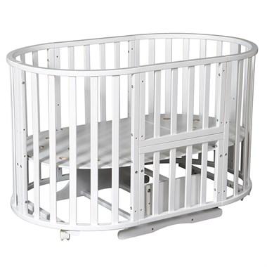 Кровать детская СЕВЕРЯНКА-3 6 в 1