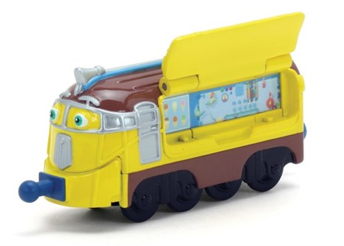 CHUGGINGTON Die-Cast, Паровозик Фростини LC54018