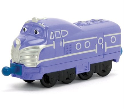 CHUGGINGTON Die-Cast, Паровозик Гаррисон LC54011
