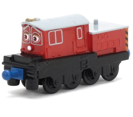CHUGGINGTON Die-Cast, Паровозик Ирвинг LC54009
