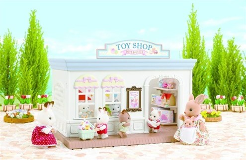 Совмещается с набором: 'Магазин конфет' и 'Супермаркет'.   Размеры коробки: 28х17х20,5 см