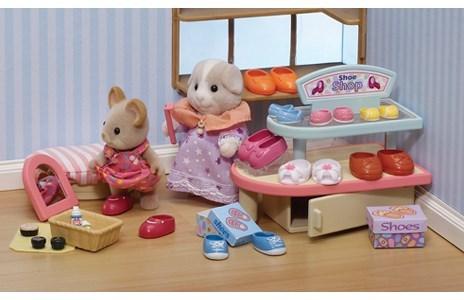 SYLVANIAN FAMILIES Набор 'Магазин обуви' 2404